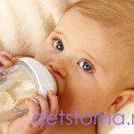 Симптомы и методы борьбы с бутылочным кариесом у детей