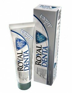 Паста «Royal Denta Silver»
