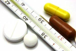 Жаропонижающие препараты после удаления зуба.