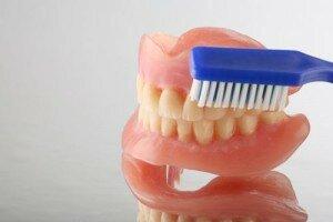 Привыкание к зубному протезу